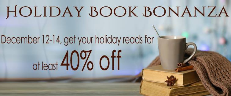Holiday Book Bonanza Dec. 12 - 14, 2015