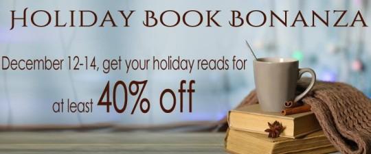 Holiday Book Bonanza Dec. 12 - 14, 2015